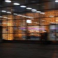 Зимние огни вокзала.  Пенза. :: Валерия  Полещикова