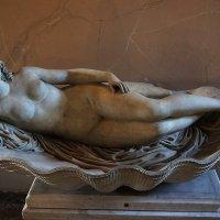 Большие сени. Венера в раковине. Гийом Кусту,1712 г. :: Елена Павлова (Смолова)