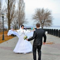Константин и Юлия. :: Раскосов Николай