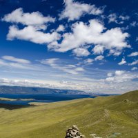 Вид на Байкал :: Виктор Заморков