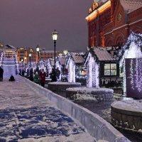 Московские горки :: Валерий Князькин