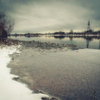 теплый декабрь :: Игорь Чичиль