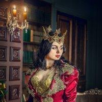 Сказочная принцесса :: Виктор Седов