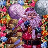 С наступающим! Счастливого Нового года! :: Nina Yudicheva