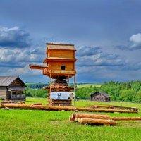Реконструкция мельницы :: Валерий Талашов