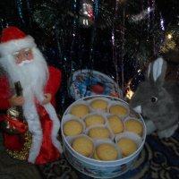 Печенье от дедушки Мороза :: BoxerMak Mak