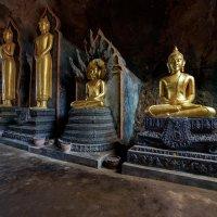 Храм-пещера Обезьян (Suwan Kuha Temple) :: Дамир Белоколенко