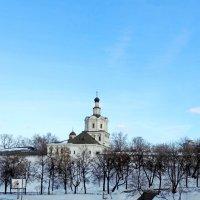 Москва. Спасо-Андроников монастырь. :: Александр Качалин