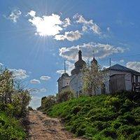 Дорога к храму... :: BoykoOD