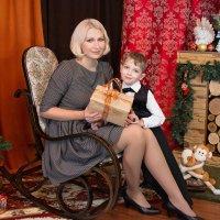 Мамочка с любимым сыночком ) :: Райская птица Бородина