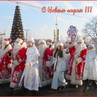 Парад Новогодний! :: Ирина Олехнович