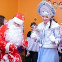 Утренник 26.12.2015 :: Илья Кузнецов