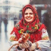 Леденец на палочке стёклышком пестрит... :: Анна Булгакова
