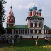 Храм Димитрия на крови :: Виктор Мухин