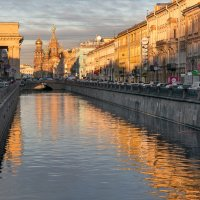 Зимний Санкт-Петербург. :: Gordon Shumway