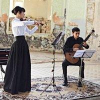 Концерт у костелі :: Степан Карачко
