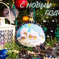 Новогодняя фантазия :: Ольга Семенова