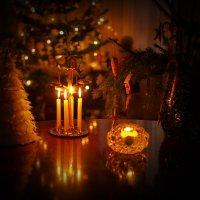 Волшебного Новогоднего вечера! :: Swetlana V