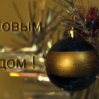 С Новым Годом дорогие друзья ! :: Ольга Винницкая