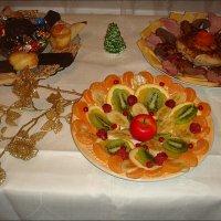 Для новогоднего стола :: Нина Корешкова