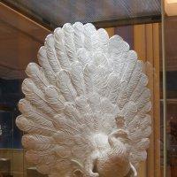 Скульптура павлина :: Вера Щукина