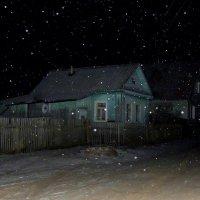 То ли сон, то ли явь в Новогоднюю ночь :: Павлова Татьяна Павлова