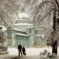 Пушкинская галерея. :: Леонид Сергиенко