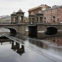Мост Ломоносова (Чернышёв мост) :: Елена Павлова (Смолова)