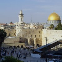 Иерусалим. Стена Плача. :: Маргарита Gusarova