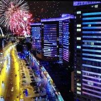 Москва встречает Новый год! :: Tata Wolf