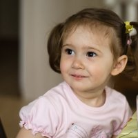 Детский портрет :: Павел Лушниченко