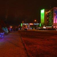 Ночь :: Анатолий Чикчирный