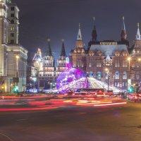 Вид на Манежную площадь :: Юля Колосова