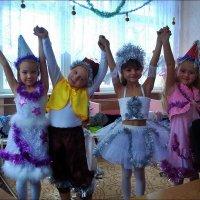 На празднике в детском саду. 2008 год :: Нина Корешкова