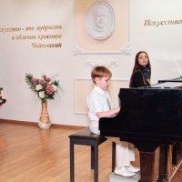 Первый концерт по фортепиано. Новогодний! :: Дарья Казбанова