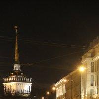 Мой праздничный город.... :: Tatiana Markova