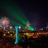 Новогодняя Анапа :: Денис Красненко