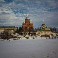 короток зимний день... :: Moscow.Salnikov Сальников Сергей Георгиевич