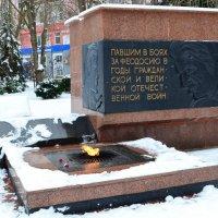 Вечная память :: Виктор Шандыбин