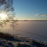 Солнце (озеро) :: Юрий Бондер