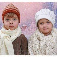 Герда и Кай :: Римма Алеева