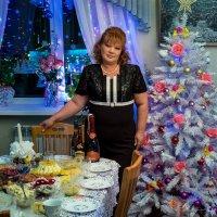 Прошу к новогоднему столу :: Александр Гапоненко