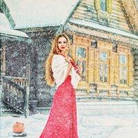 Снежная Надежда :: photographer Anna Voron