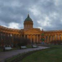 Казанский Собор СПБ :: Александр Кислицын
