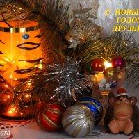 С Новым Годом друзья!!! :: Тамара (st.tamara)