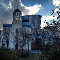 земные и небесные строения :: sv.kaschuk