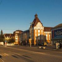 Здание бывшего окружного управления Neuen Regirung :: Игорь Вишняков