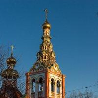 Купола храма :: Игорь Вишняков