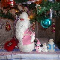 Новый год :: Елена Белозерова
