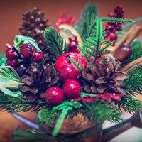 Новогоднее :: Мария Какоткина